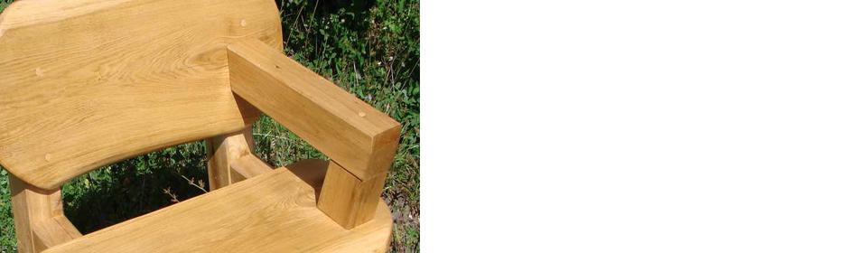 Доска дубовая мебельная